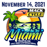 Miami Half Iron & International Triathlon